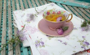 Benefits of milk thistle tea
