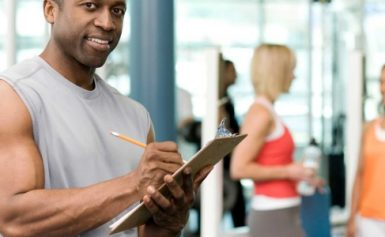 Attaining help from a personal trainer would ease your fitness plan