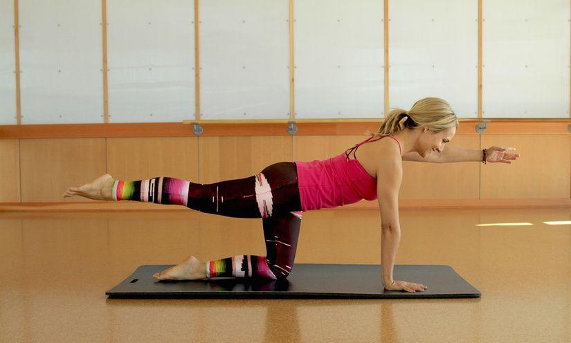 Combining Workout Disciplines