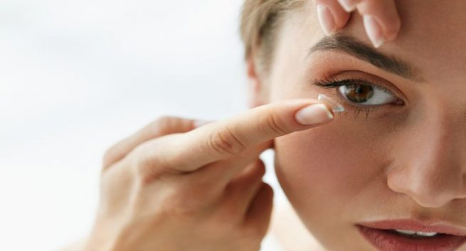 contact lenses in Calgary prices