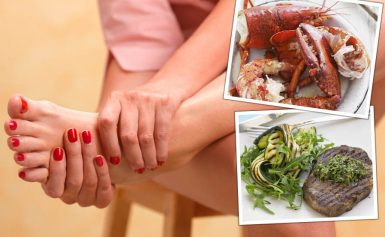 How to heal gout?