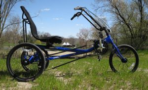 Recumbent Bikes and Their Benefits