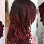 Gorgeous Burgundy Hair