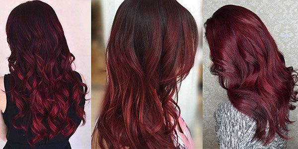 How to Get Gorgeous Burgundy Hair At Home