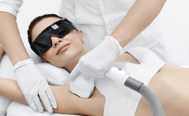 Select your favorite course from the list of hair removal courses