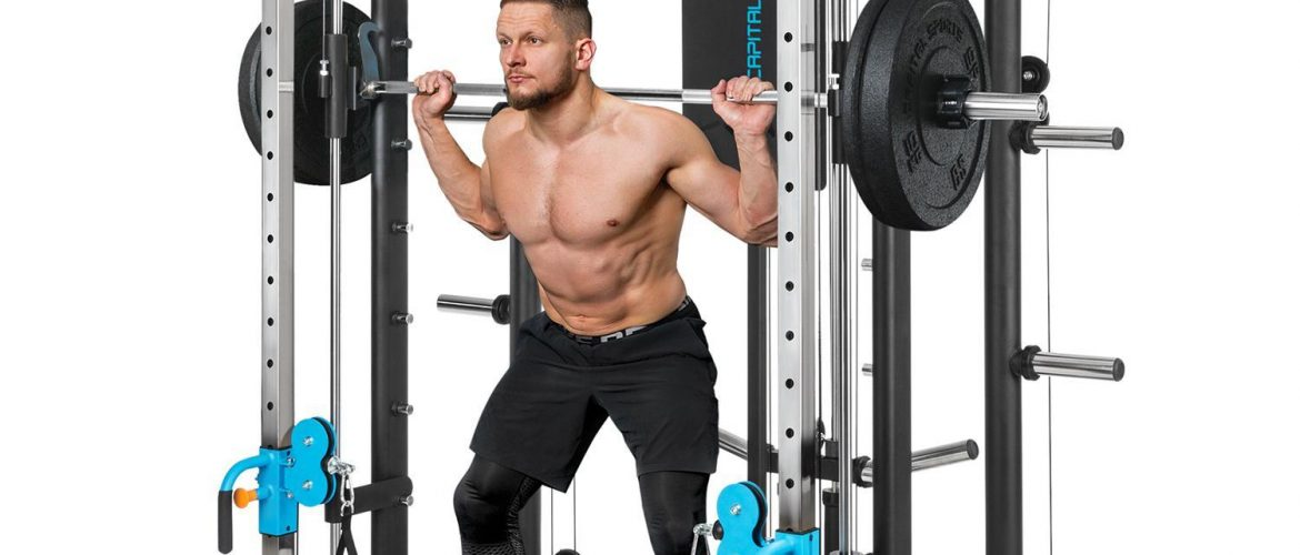 Advantages of using a Smith machine